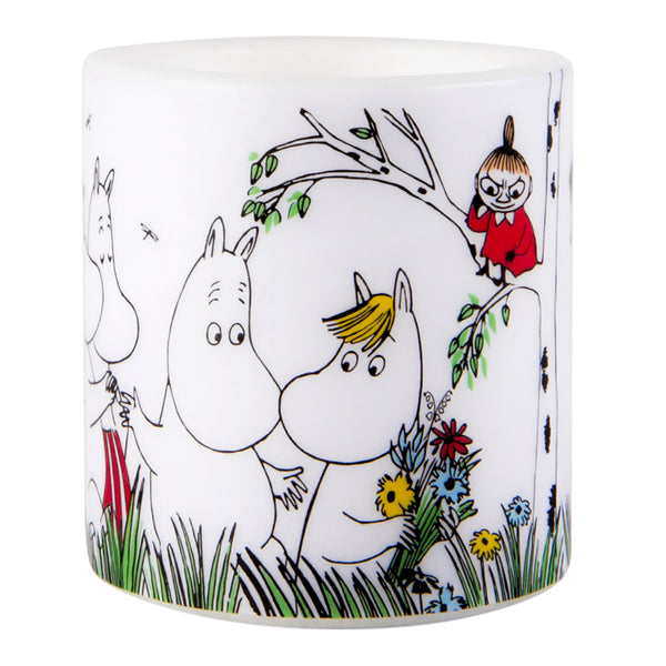 MUURLA | Moomin | Candle | Happy Family | 30hrs