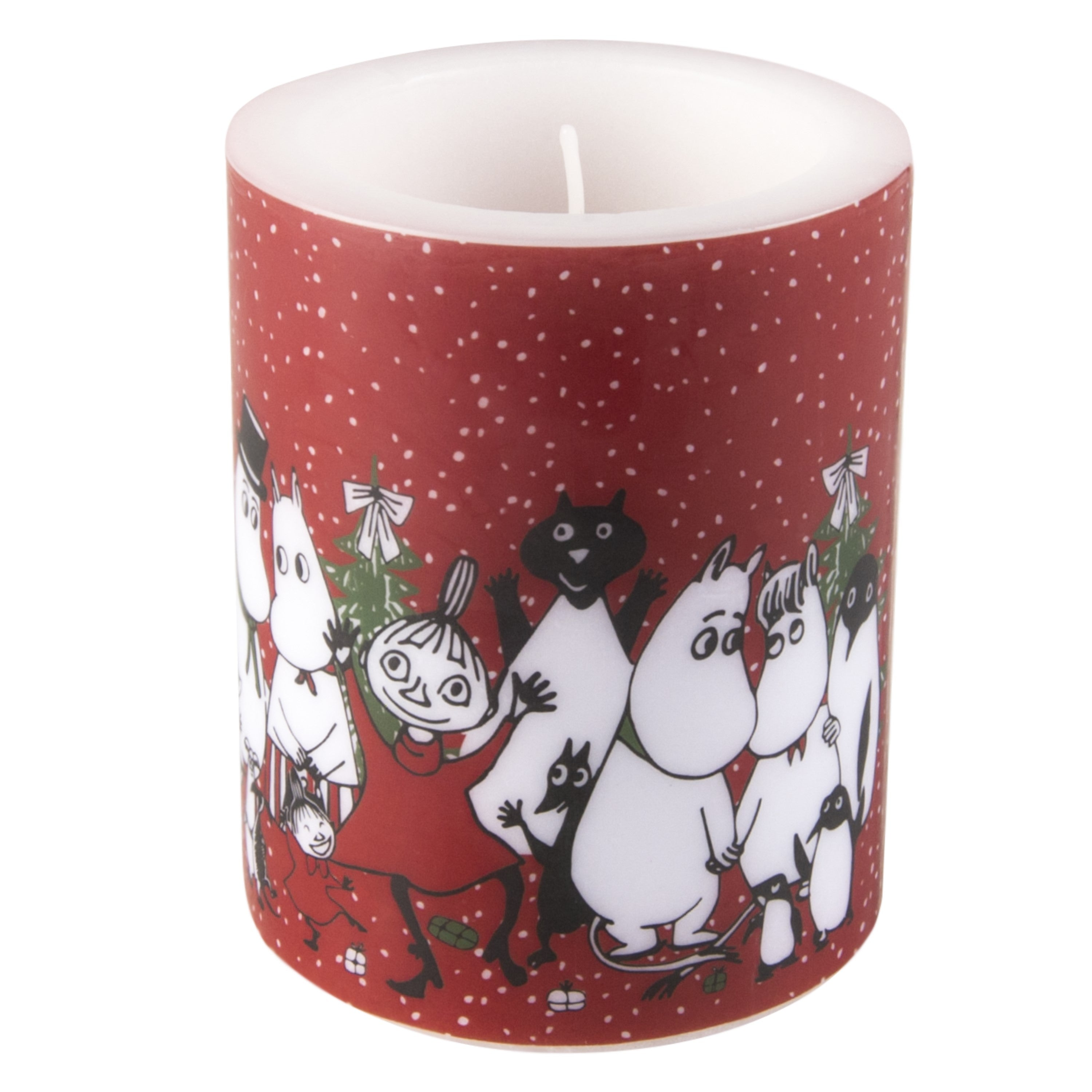 MUURLA | Moomin | Winter Magic | Candle | 12cm