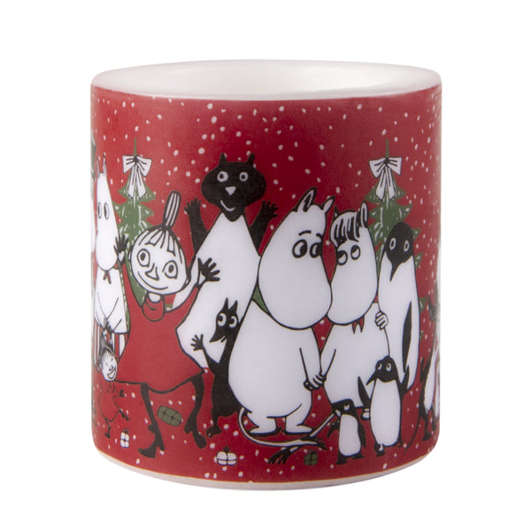 MUURLA | Moomin | Winter Magic | Candle | 8cm