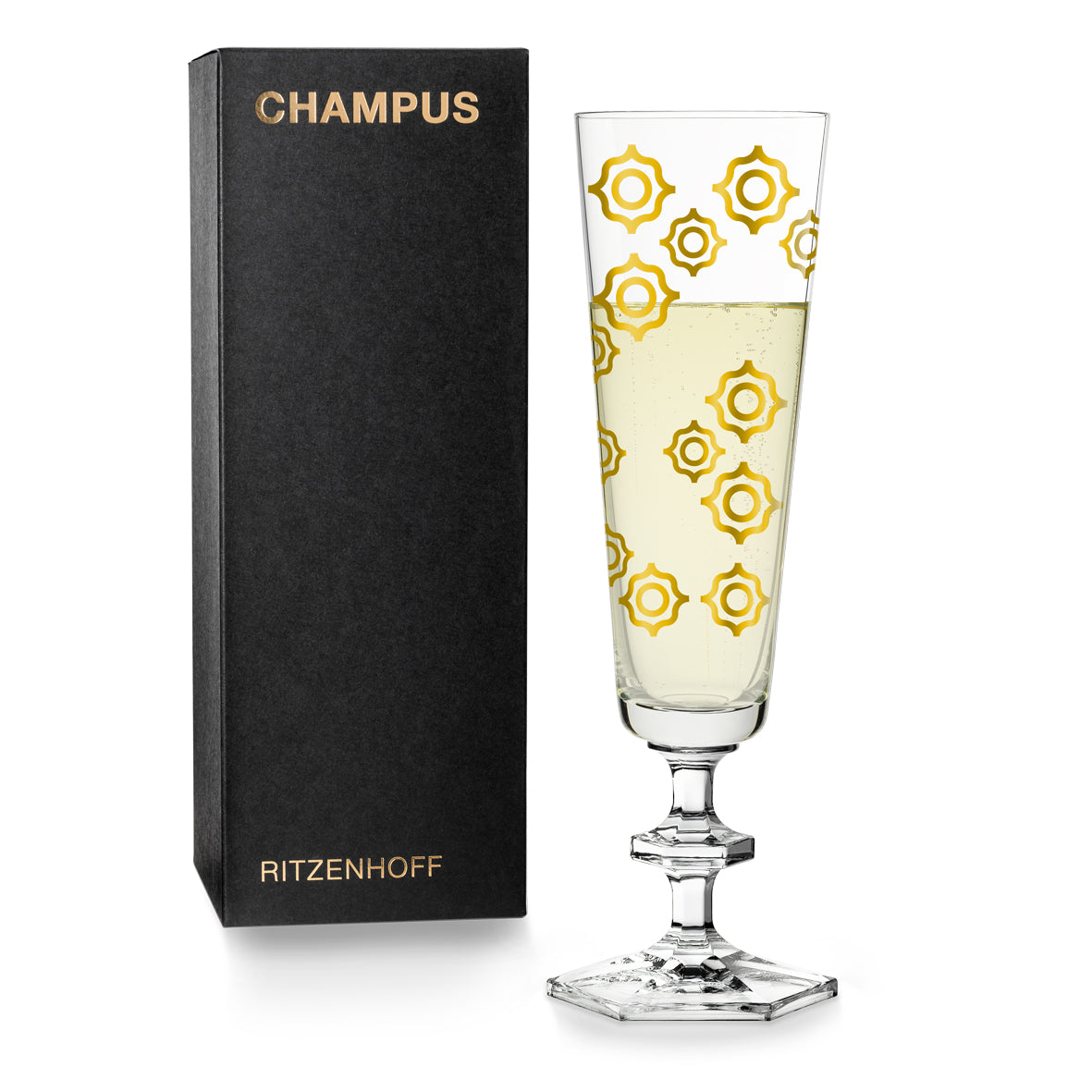 RITZENHOFF | The Next 25 Years  | Champagne Glass | Carlo Dal Bianco