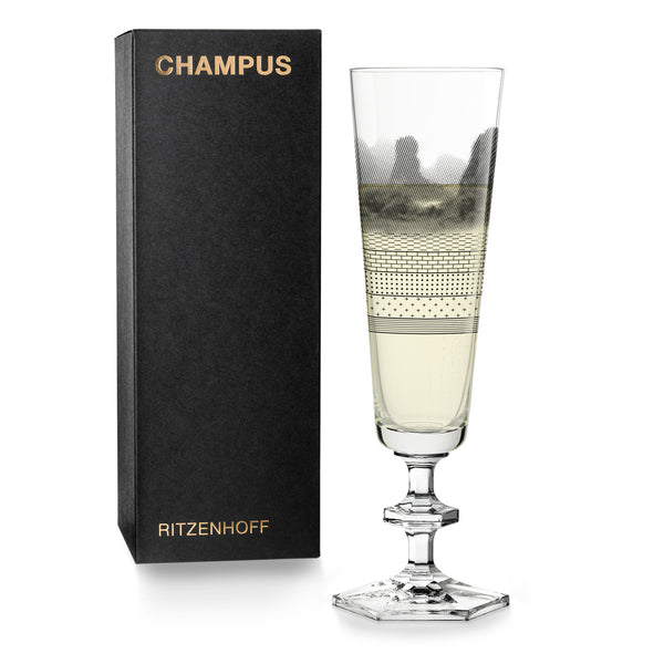 RITZENHOFF | The Next 25 Years  | Champagne Glass | Neri & Hu