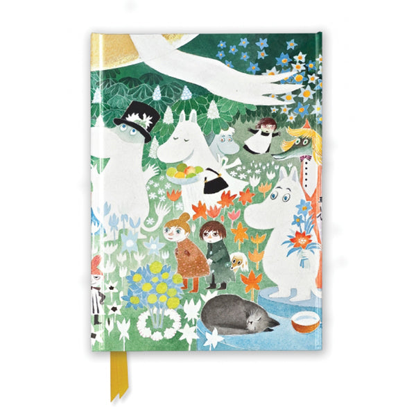 FLAME TREE | Moomin | Journal | Dangerous Journey