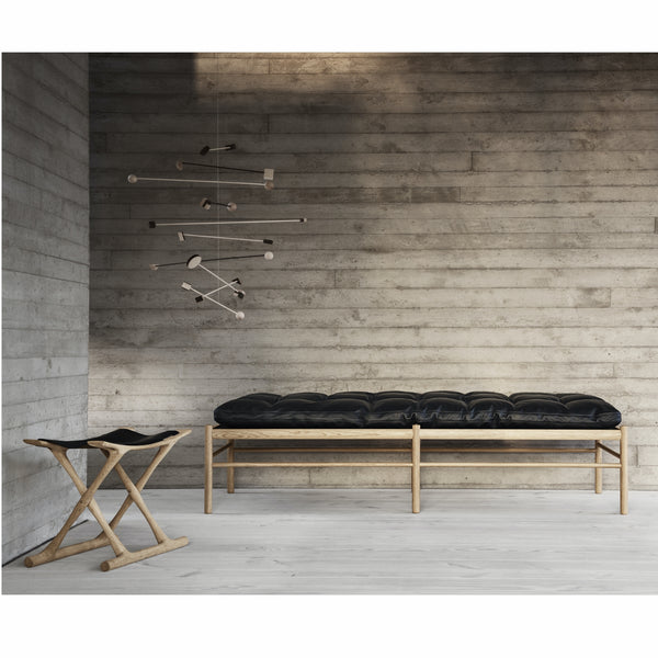 CARL HANSEN & SØN | OW150 Daybed* | Design: Ole Wanscher 1964 | Made to order - available in 10 weeks.