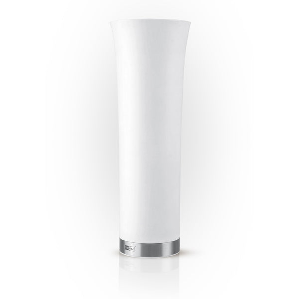 AD HOC | Electric Pepper or Salt Mill | Milano | White