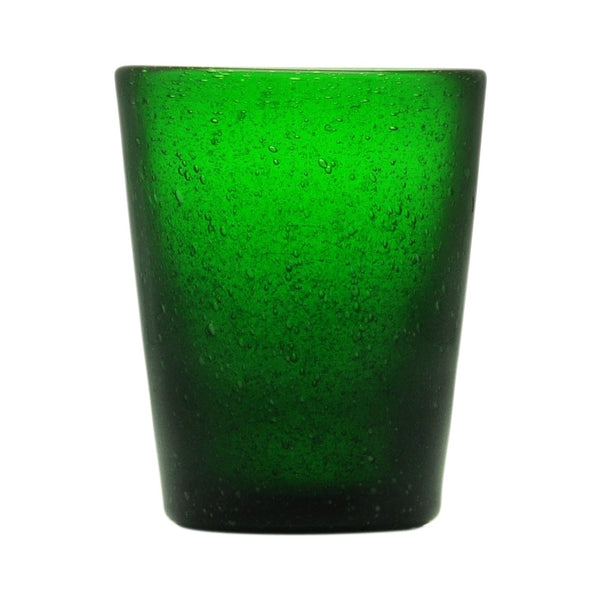 MEMENTO | Glass Tumbler | Emerald