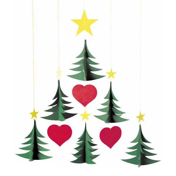 FLENSTED MOBILES | Christmas Tree | 6 Trees
