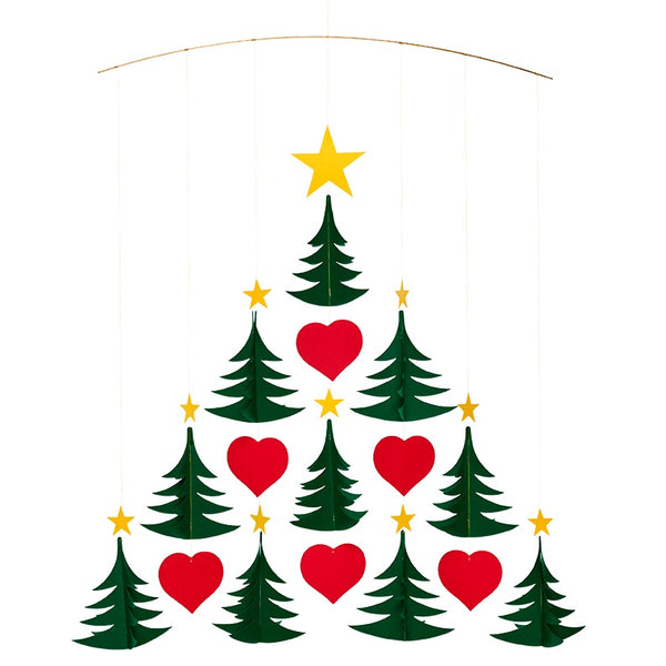 FLENSTED MOBILES | Christmas Tree | 10 Trees