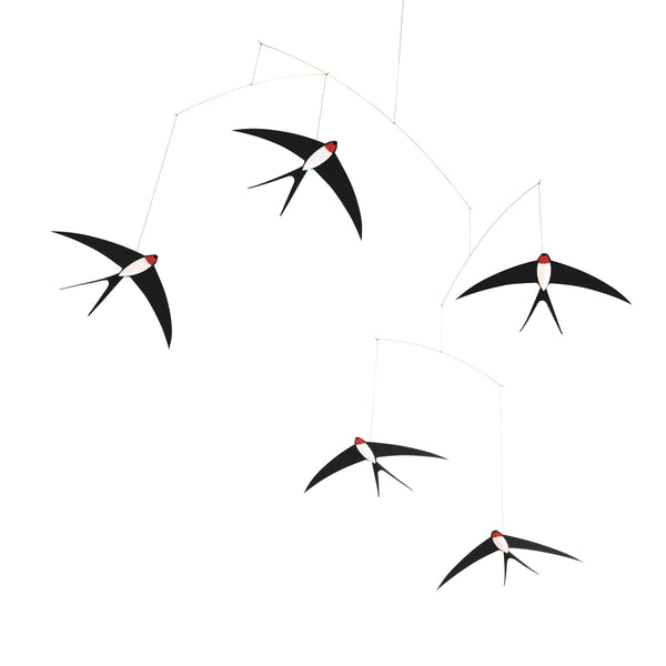 FLENSTED MOBILES | Swallow | 30x50cm