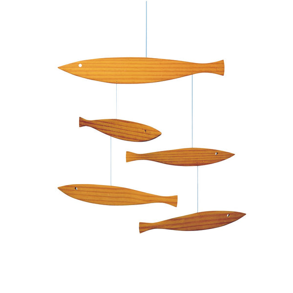 FLENSTED MOBILES | Floating Fish | 40x40cm