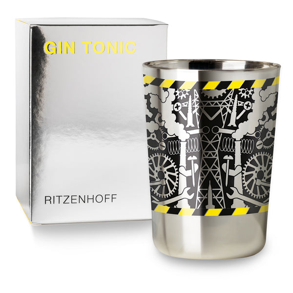 RITZENHOFF | The Next 25 Years | Gin & Tonic Glass | Studio Job