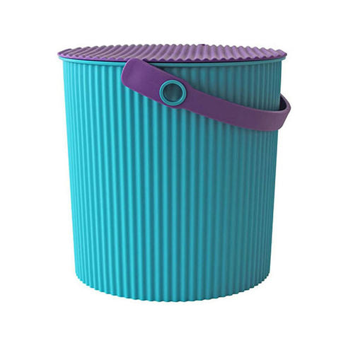 HACHIMAN | Omnioutil Bucket | Large | Turquoise Blue