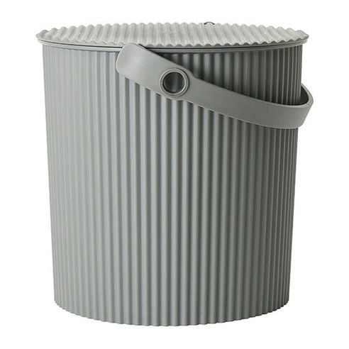 HACHIMAN | Omnioutil Bucket | Extra Large | Grey