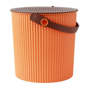 HACHIMAN | Omnioutil Bucket | Medium | Apricot