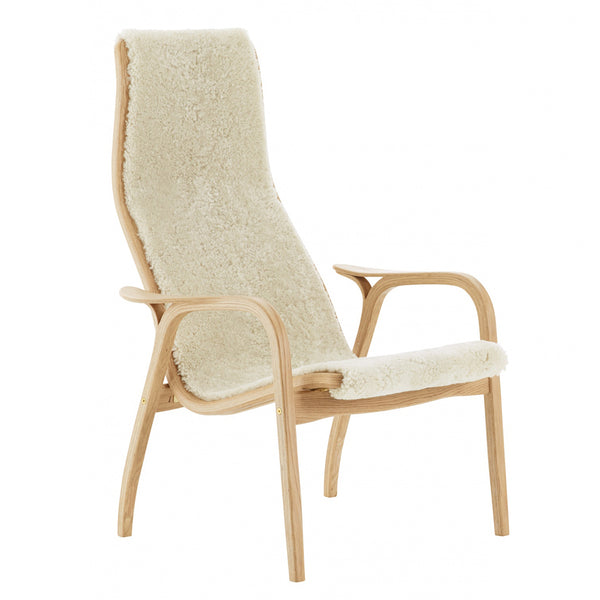 SWEDESE | Lamino chair | Yngve Ekström | White pigmented oak frame | Made for you - Available in 7 weeks | Price from: