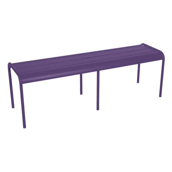 FERMOB | Luxembourg | Bench 3/4 Places | 24 colours options | Made for you - Available in 4-6 weeks