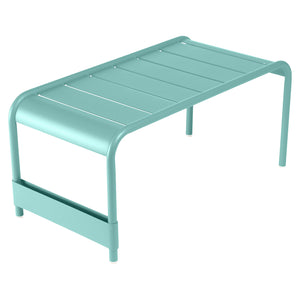 FERMOB | Luxembourg | Large Low Table/Bench | 24 colours options | Made for you - Available in 4-6 weeks