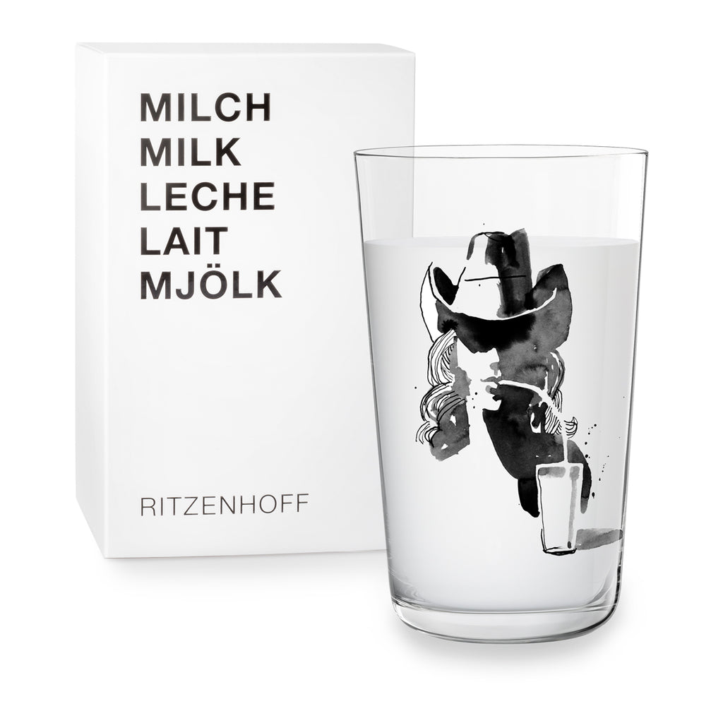 RITZENHOFF | The Next 25 Years | Milk Glass | Peter Pichler