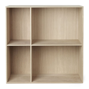 CARL HANSEN & SØN | MK98400 | Deep Bookcase | Designed 1932 | Mogens Koch | Available within 10 weeks
