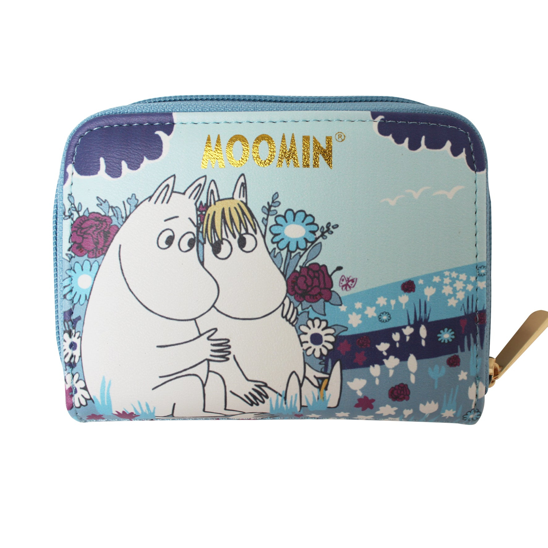 DISASTER DESIGNS | Moomin | Field | Purse