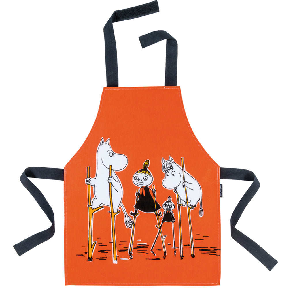 PETIT JOUR PARIS | Moomin | Orange Apron