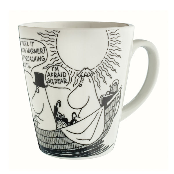 PETIT JOUR PARIS | Moomin | Large Mug | I'm Afraid