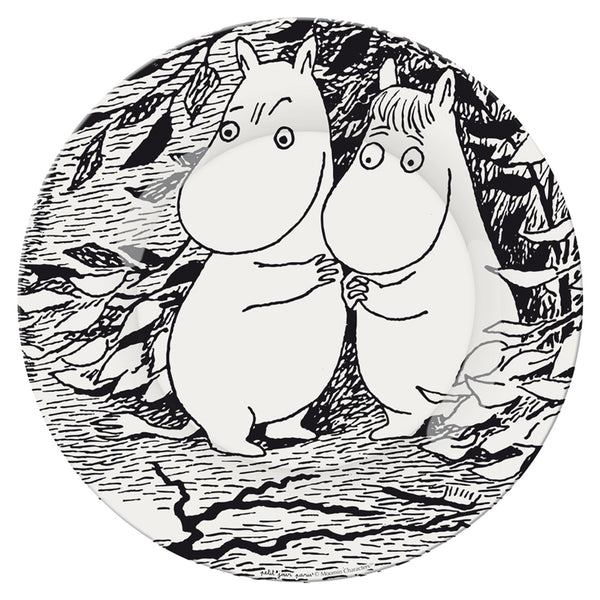PETIT JOUR PARIS | Moomin | Side Plate | Oh Darling
