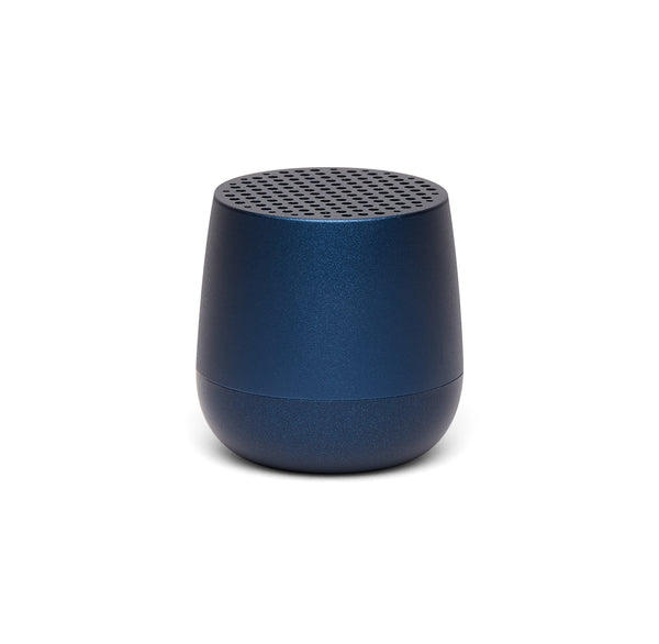 LEXON | Mino | Portable Bluetooth Speaker | Dark Blue