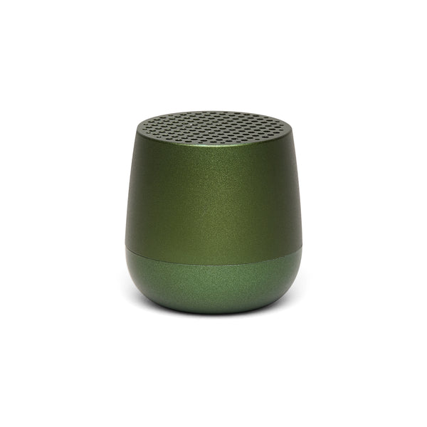 LEXON | Mino | Portable Bluetooth Speaker | Dark Green