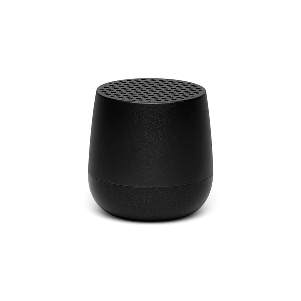 LEXON | Mino | Portable Bluetooth Speaker | Black