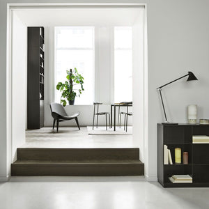 CARL HANSEN & SØN | MK74181 | 1/2 Deep Bookcase | Designed 1932 | Mogens Koch | Available within 10 weeks