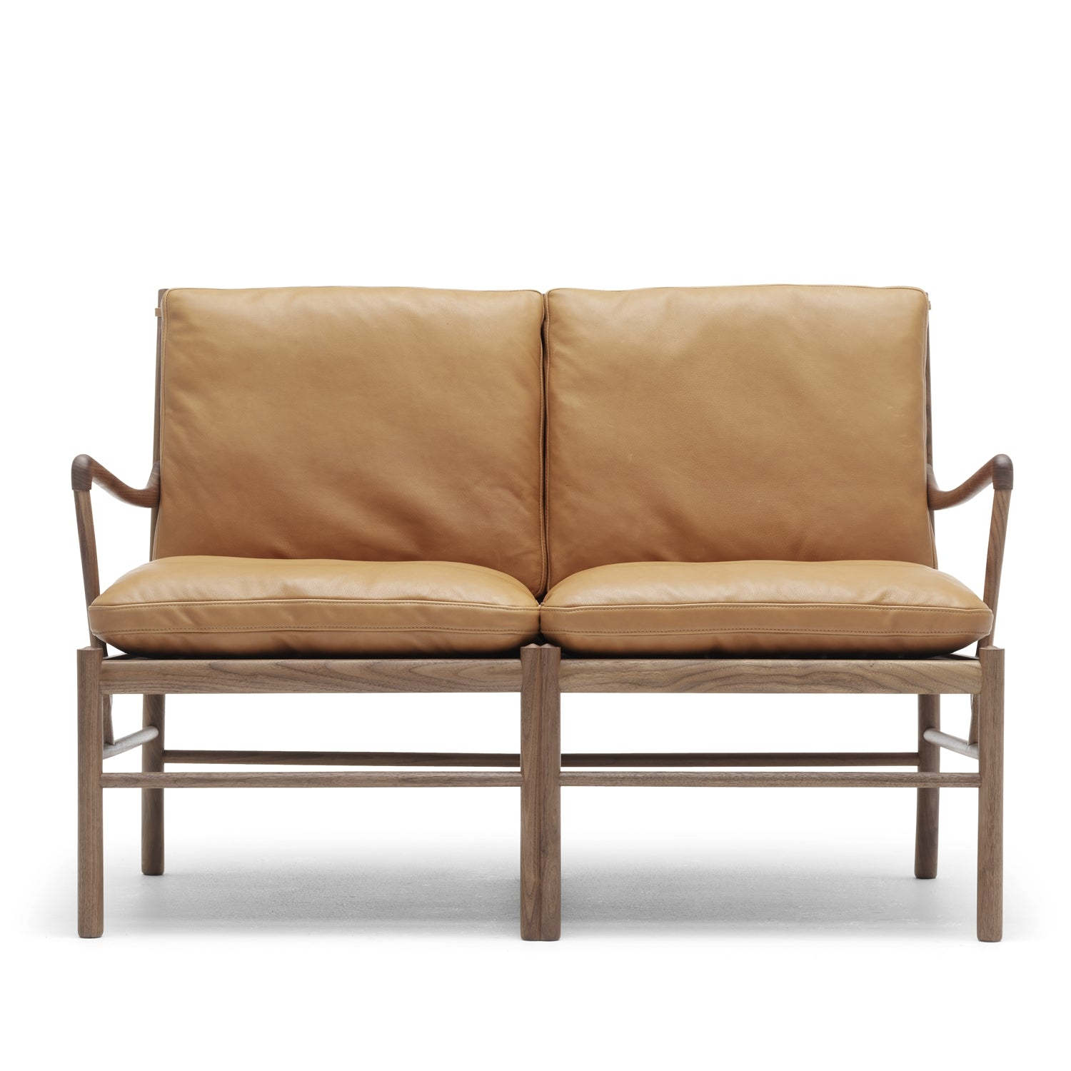 CARL HANSEN & SØN | OW149-2 Colonial Sofa | Design: Ole Wanscher 1964 | Made to order - available in 10 weeks.
