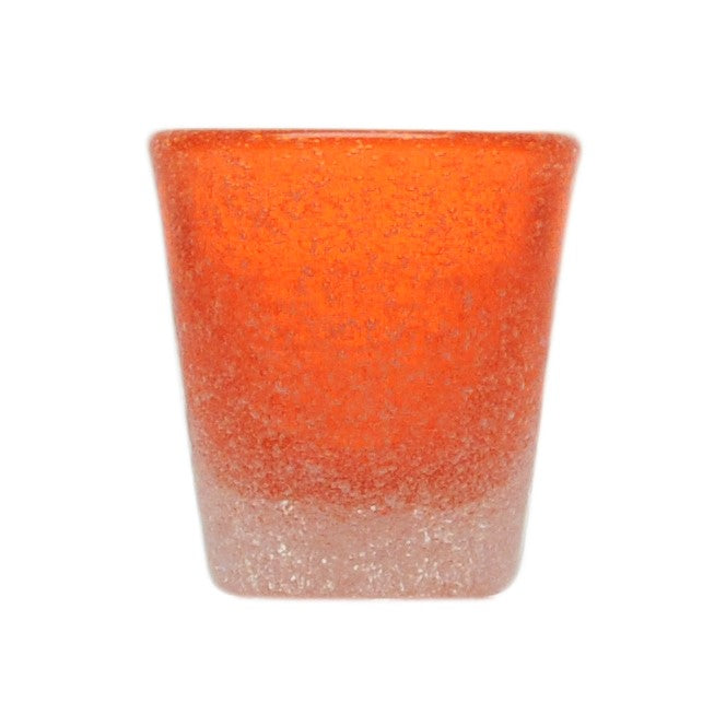 MEMENTO | Shot Glass | Orange