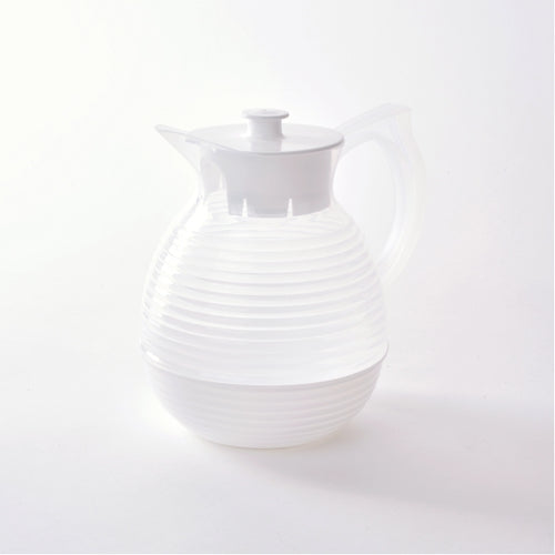 La Carafe Original | White/Clear