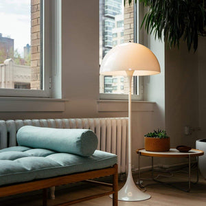 *In stock* LOUIS POULSEN | Panthella Floor Lamp | Design: Verner Panton
