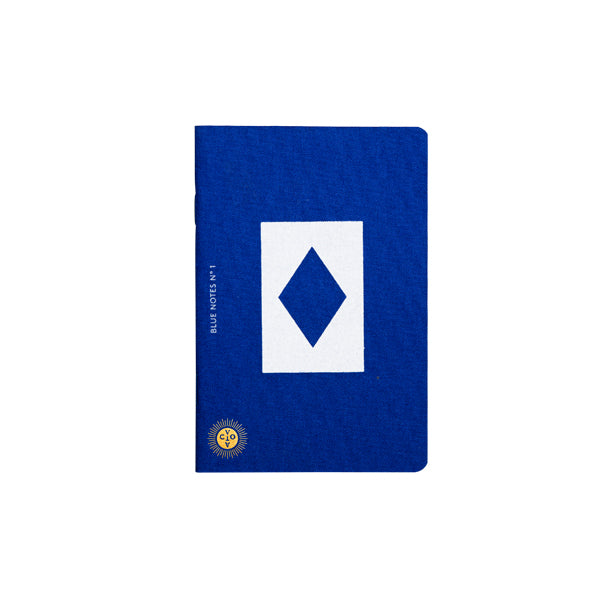 OCTAEVO | Notebook | Passport Notes | Blue No 1