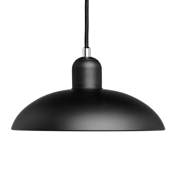 LIGHTYEARS | KAISER idell | 6631-P Pendant | Christian Dell | Black Matt | Made for you - Available in 2-3 weeks