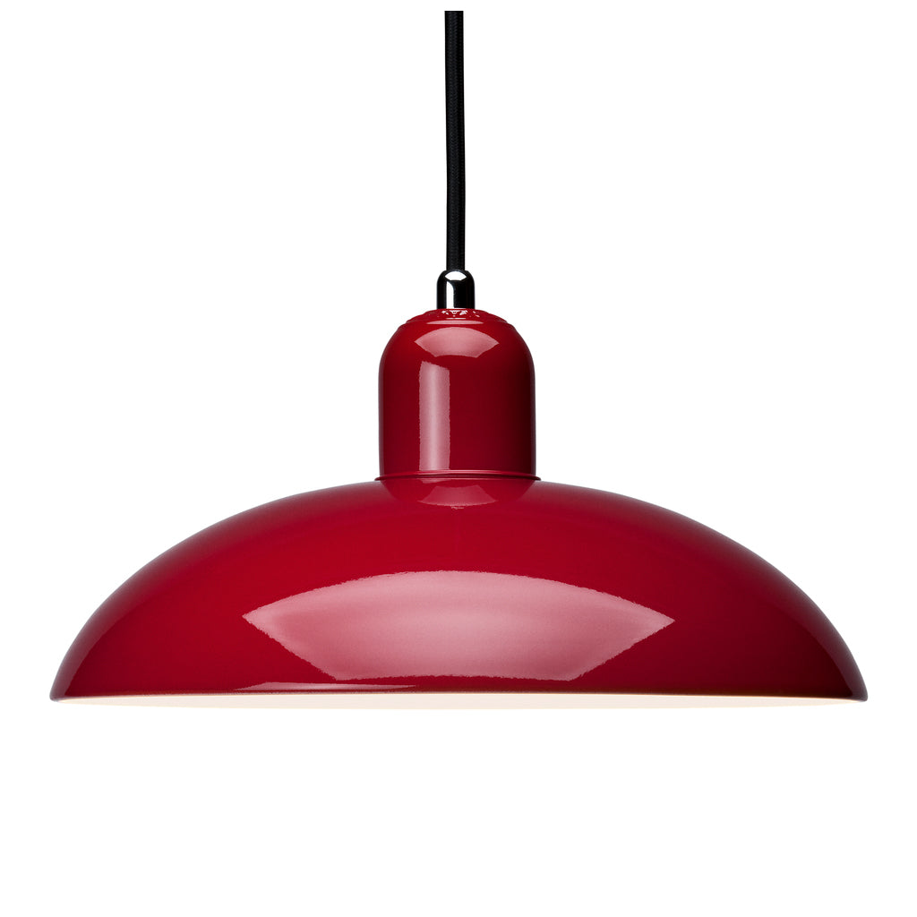 LIGHTYEARS | KAISER idell | 6631-P Pendant | Christian Dell | Ruby Red | Made for you - Available in 2-3 weeks