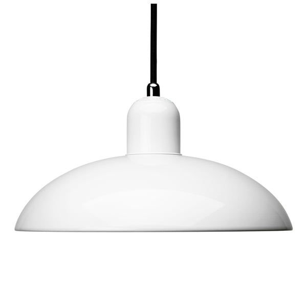 LIGHTYEARS | KAISER idell | 6631-P Pendant | Christian Dell | White | Made for you - Available in 2-3 weeks