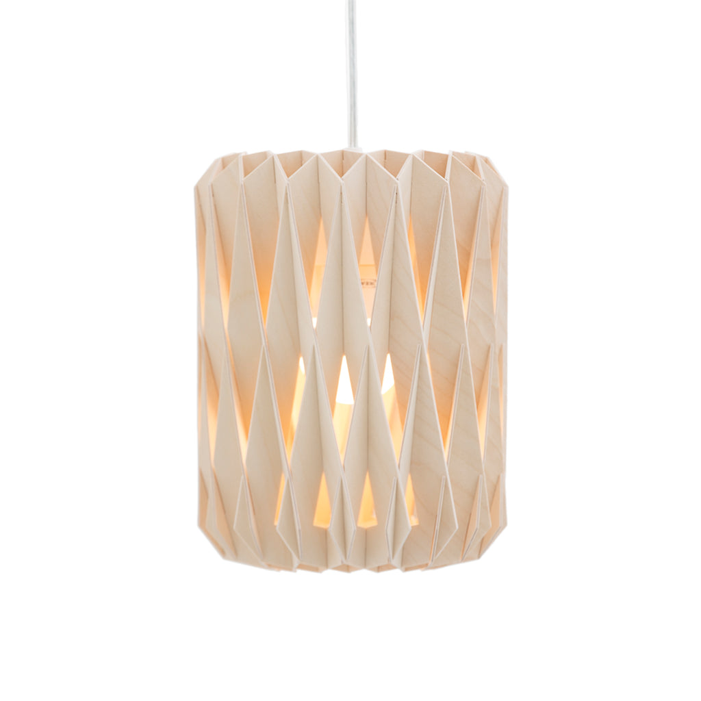 SHOWROOM FINLAND | Pilke 18 | Pendant | Natural Birch | Made for you - Available in 3 weeks