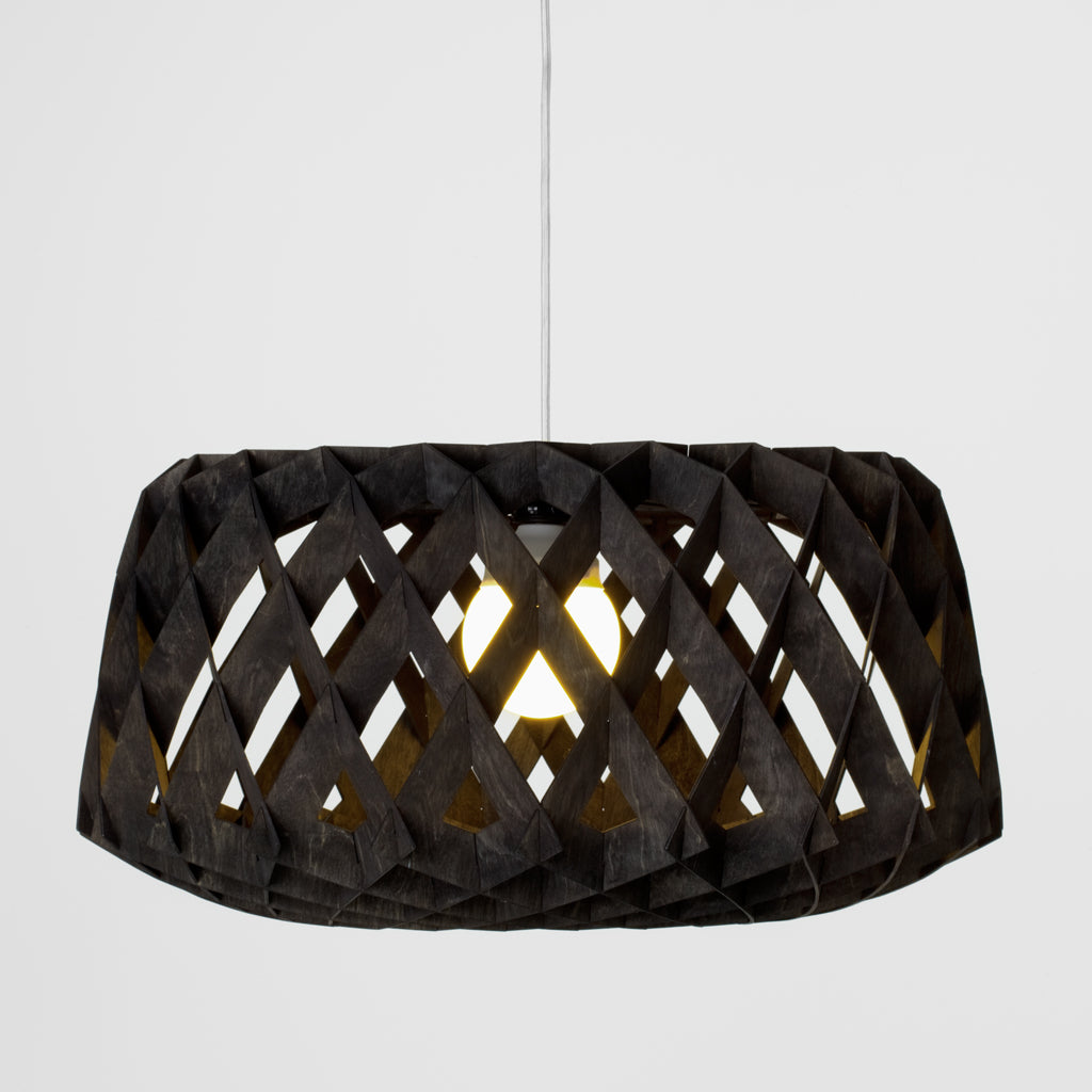 SHOWROOM FINLAND | Pilke 60 | Pendant | Black | Made for you - Available in 3 weeks