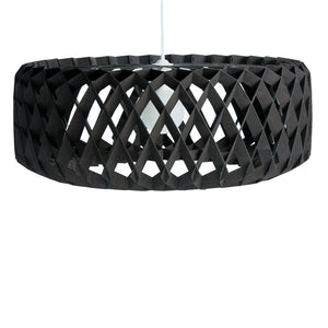 SHOWROOM FINLAND | Pilke 80 | Pendant | Black | Made for you - Available in 3 weeks