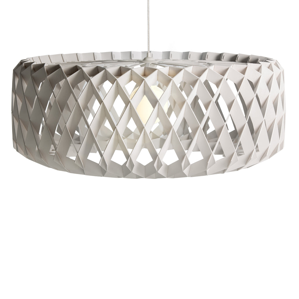 SHOWROOM FINLAND | Pilke 80 | Pendant | White | Made for you - Available in 3 weeks