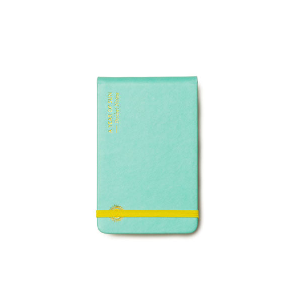 OCTAEVO | Notebook | Pocket Notes | A Year of Sun | Mint