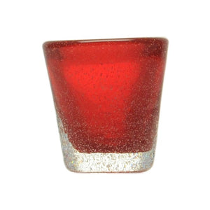 MEMENTO | Shot Glass | Red