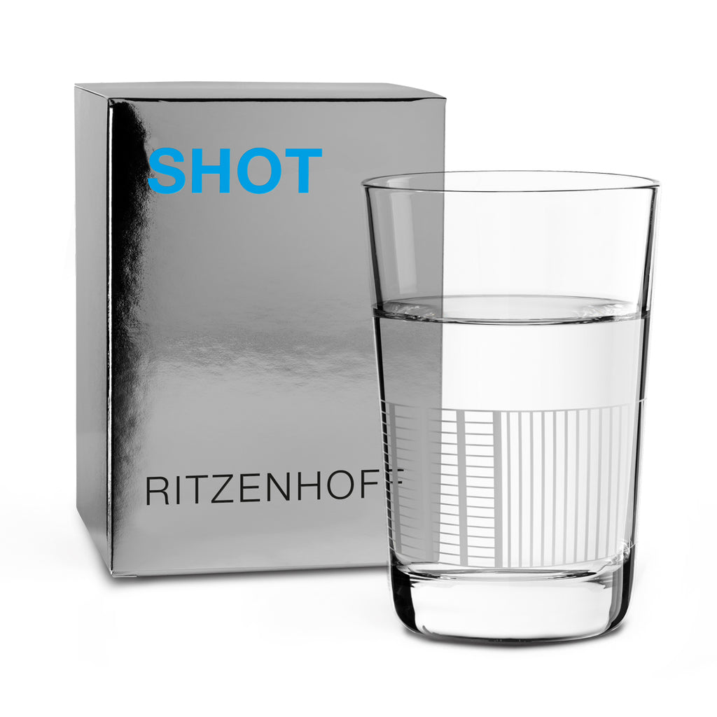 RITZENHOFF | The Next 25 Years | Shot Glass | Piero Lissoni