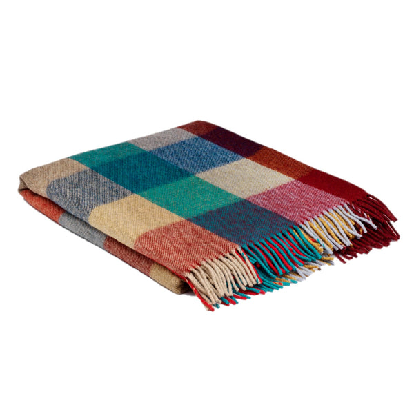 McNUTT OF DONEGAL | Alpaca Throw | Urban Block