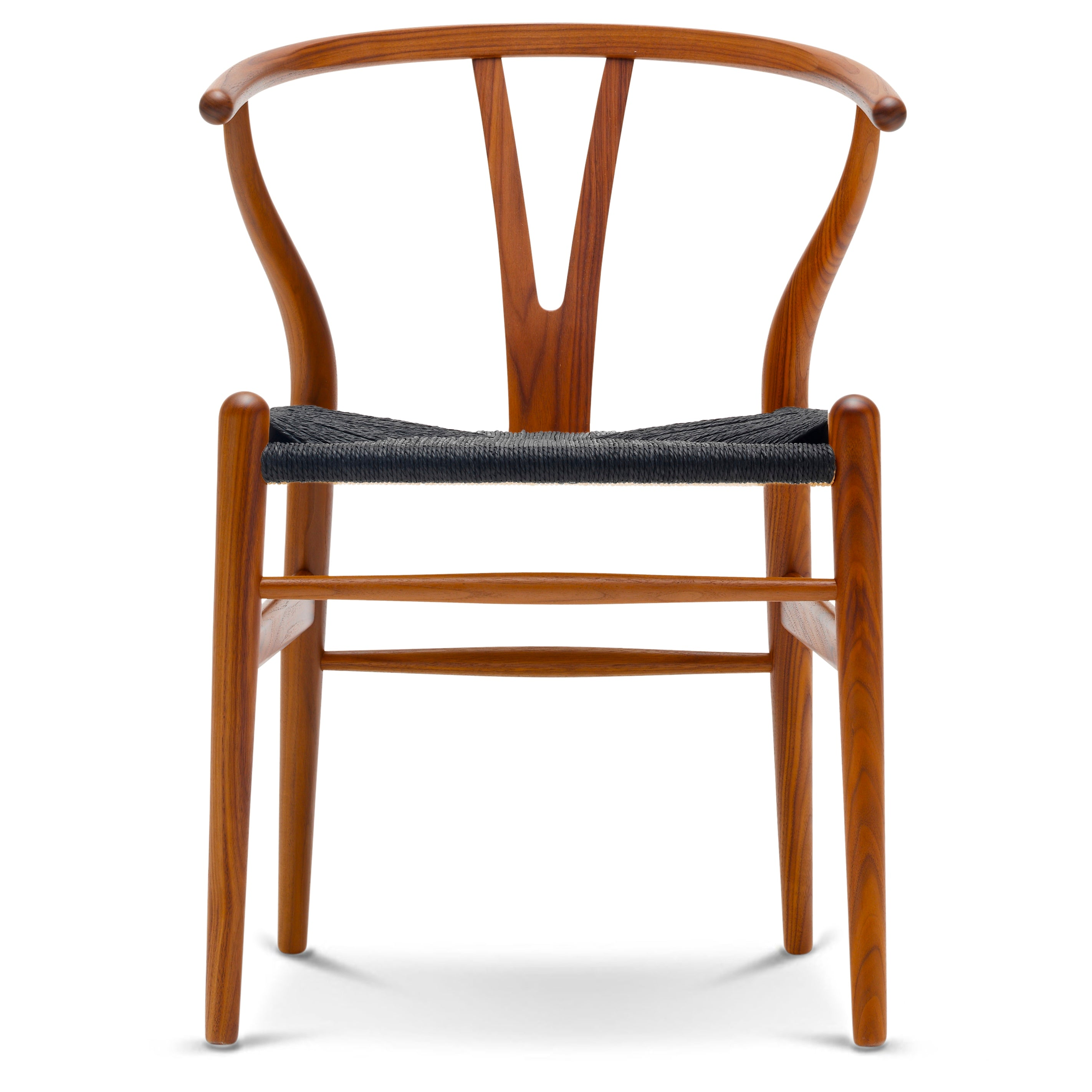 CARL HANSEN & SØN | CH24 Wishbone Chair | Hans J. Wegner | Walnut frame | Available in 6 weeks