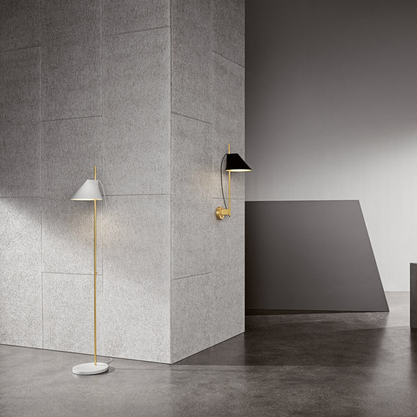 LOUIS POULSEN | Yuh Floor lamp | Design: GamFratesi | 4 colour options |