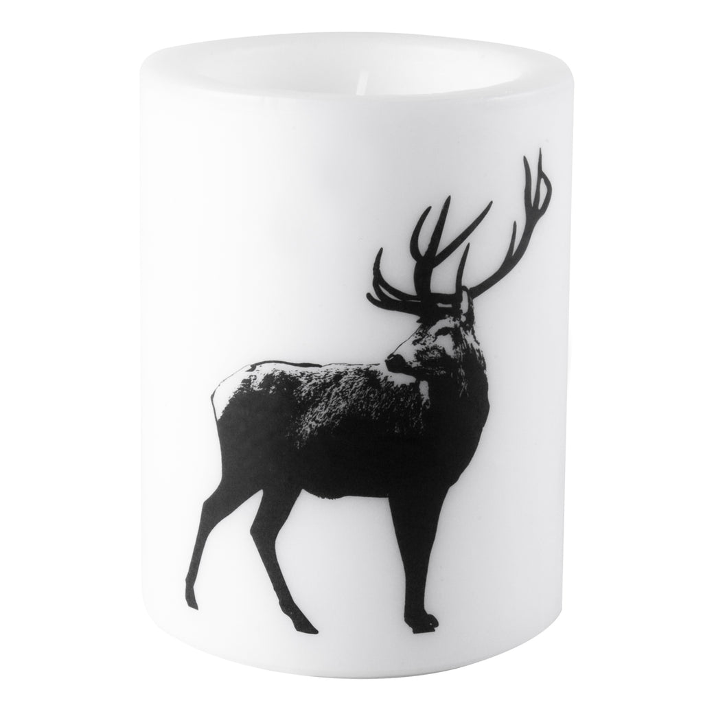 MUURLA | Nordic Series | Candle | The Deer | 12cm