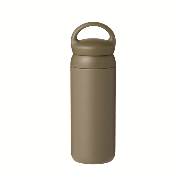 KINTO | Day Off Tumbler | 500ml | Khaki
